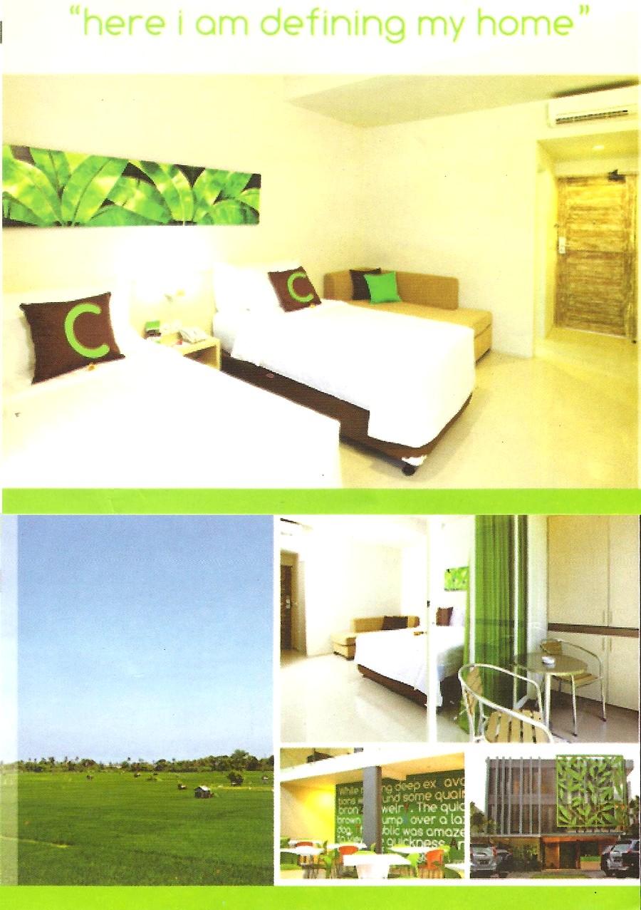 Facilities Cozy Stay Bali
