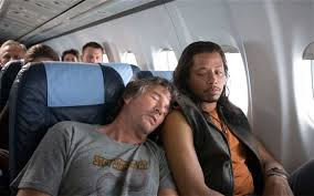 Best way to sleep on a plane